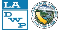 LADWP and DWR Joint Logos