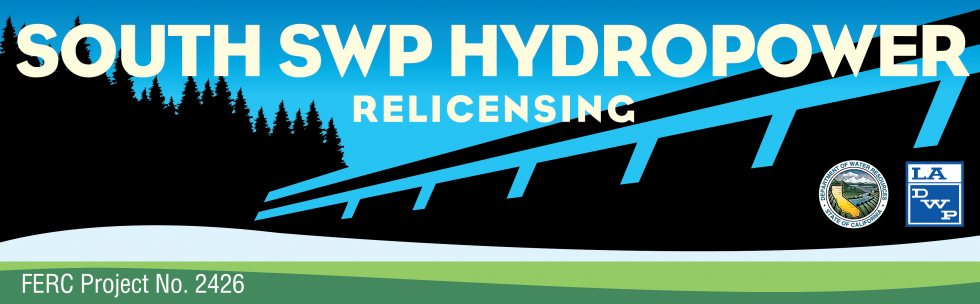 South SWP Hydropower Relicensing Banner